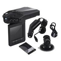 Профессиональный 2,5-дюймовый Full HD 1080P автомобильный видеорегистратор автомобиль камеры видеокамера видео рекордер Dash Cam Enfra-Red Night Vision Top Sale 120Mega Leshp