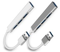 USB 3.0 Hub Type C 4 Port Multi Splitter Adapter OTG для компьютерных аксессуаров для ПК