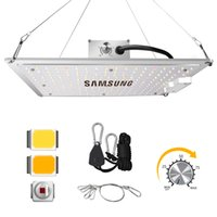 LED Grow Light Use with Samsung LM301B LEDs Daisy Chain Dimmable Full Spectrum Lights for Indoor Plants Veg Flower Greenhouse Growing Lamps 1000D