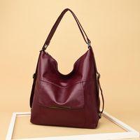 Evening Bags Ladies Fashion Crossbody For Women 2021 High Capacity Shoulder Bag Handbag Female PU Leather Messenger