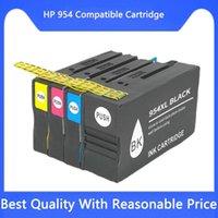 Ink Cartridges 954 958 Compatible Cartridge For OfficeJet 7720 7740 Pro 8210 8710 8720 8730 Printer