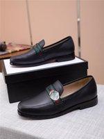 A3 NEUE ARRIVLA Echtes Leder Männer Doppelmönchs Riemen Runde Zehe Handgemachte Mann Wohnungen Luxus Designer Formale Kleidung Männliche Schuhe 11