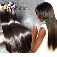 Natural Color Negro Indio Silky Sily Straight Hape 3 Paquetes Raw Human Hair Envío gratis