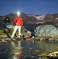 5 x t6 светодиодная лампа супер яркие фары бусины водоустойчивые светодиоды фар осмысленные рыбацкие лампы для кемпинга используют аккумулятор 18650