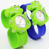 Wholale Cheap 2017 China Factory New Fashion OEM Digital Smart Silicone Slap Wrist Watch For Kids With Your Own Dign