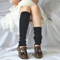 Socks & Hosiery Lady Women Candy Color Knit Winter Loose Boot Leggings Gift Knee Warm Style Stockings High Boots