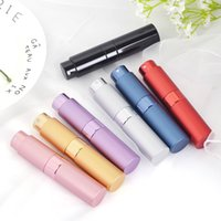 2021 Twist Up Perfume Atomizer - 8ml Empty Spray Perfume Bottle for Traveling with Your Favorite Perfume or Essential Oils