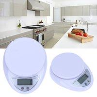 100 قطع 5 كيلوجرام 1 جرام b05 led الرقمية مقياس المطبخ الإلكترونية المحمولة المقاييس الوزن الوزن الطهي الطعام وزنها الخبز DH8754
