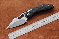 Miker Aviation Aluminiumlegierung Griff D2 Stahlklinge Outdoor Tragbare Klapptasche Obstmesser Tactical Survival Messer