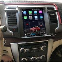 Audio de Automóvel para Teana Cedric J32 2008 2010 2011 2012 Android 10 Gravador de fita estéreo GPS Bluetooth Radios para Auto