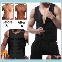 Yoga Outfits Exercise Fitness Wear Athletic Outdoor Apparel Sports & Outdoors Arrival Slimming Neoprene Vest Sweat Shirt Body Shaper Waist T