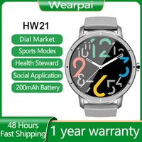 مصمم ساعات ماركة فاخرة W21 الرجال الذكية النساء IP68 للماء اللياقة البدنية الفرقة القلب معدل النوم مراقب الذكية الروبوت ios pk mibro الهواء