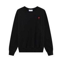 designer hoodie homens paris skate sweetshirts manga longa camisas hoodies homem mulheres bordados amor impresso carta grosso casaco camisola