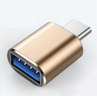 3Colors Typ C bis USB 3.0-Adapter-Fahrzeug-OTG-Adapter für Huawei letv u Disk Converter Hohe Qualität Top Ottie