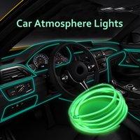 أضواء الأجواء الداخلية سيارة التصميم لأودي a3 a4 b6 b8 b7 b5 a6 c5 c6 q5 q7 q7 tt a1 s3 s4 s5 s6 s8 الملحقات