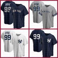 Yeni Custom York Beyzbol Forması Yankee 99 Aaron Hakim Derek Jeter Gerrit Cole DJ Lemahieu Gleyber Torres Don Mattingly Miguel Andujar