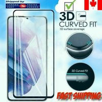 Screen Protector For Samsung Galaxy S21 S30 Ultra S21Plus Full Cover Tempered Glass