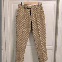 21SS Mens T Shirt Pants Primavera Estate Nuovo Moda Moda Abito Dress Pant Contatore Business Casual Slim Fit Suit Suit Pantaloni reticolo Lettera modello Pantaloni