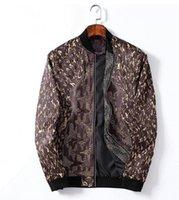 أزياء رجالية عارضة معطف ضئيلة الشتاء والخريف جودة عالية إلكتروني سترة طويلة الأكمام مصمم الحجم الآسيوية M-3XL
