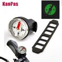 야외 가제트 Kanpas 자전거 자전거 나침반 / 자전거 및 오토바이 핸들 바 나침반 / 승마 장비 액세서리