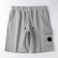 CPTPSSTONONY KONNG GONNG Mode Haute Qualité Summer Coton Terry Shorts européens et américains HIP HOP STREET STRY STRYSTRING Short