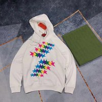 Herren Womens Desigenr Hoodie Lxuury Mode Druck Streetwear Weiß Lässige Pullover Männliche Hip Hop Sweatshirt Größe M-2XL