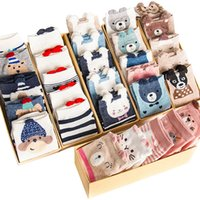 5 Pairs Set Women's Cotton Happy Cute Cat Short Socks Print Cartoon Animal Casual Summer Socks Red Heart Funny Men's Ankle Socks