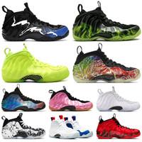 Basketball Schuhe foamposite one pro penny hardaway shoes Paranorman Volt Vandalized Olympic Doernbecher Galaxy  2020 Herren Outdoor Sneakers Trainer Größe us 13