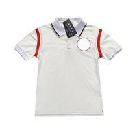 디자이너 티셔츠 망 폴로 셔츠 Luxurys Tshirt 여름 티셔츠 남성 T 셔츠 패션 여성 의류 폴로스 탑 티셔스 럭셔리
