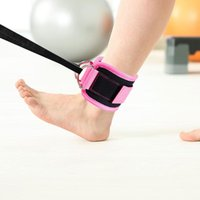 Accessories Ankle Straps Leg Extensions Workout Attachment Lower Body Exercises For Cable Machines Indoor Outdoor Shaping