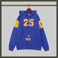 편지 인쇄 까마귀 디자이너 스웨터 블라인드 사랑 후드 망 Womens Streetwear 긴 소매 가을 겨울 풀오버 4 스타일 크기 M-2XL