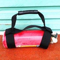 Máscaras de buceo 2 piezas de correa con mango ajustable para botella de cilindro de aire del tanque de buceo