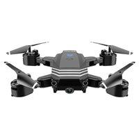 LSRCLS11 RC Quadcopter Profom-Drohne HD-Kamera 1080P 4K-Zwei-Objektiv-Vier-Achs-RC-Fernbedienung Flugzeughubschrauber-Spielzeug