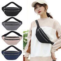 Outdoor Bags Fanny Pack Waist Bag For Women Men Waterproof Hip Bum Traveling Outdoors Workout Sport Travel Running PR Sale
