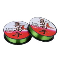 100m Fishing Line Leader Wire Fishing Cord Accessories the Winter Rope Flyfishing line pesca 1