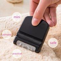 Removedor de pelusa Herramienta de mano Portátil Mini ABS Uso de viaje Manual para suéter u otras villas relacionadas EWF9083