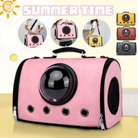 Cat Carriers,Crates & Houses Outdoor Pet Carrier Single Shoulder Dog Puppy Bag Travel Carrying Bags Cage Handbag