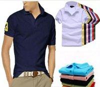 Designer 2021 New Polo Shirt Men High Quality Crocodile Embroidery LOGO Big Size S-6XL Short Sleeve Summer Casual Cotton Polo Shirts Mens
