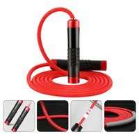 Jump Ropes Bearing Skipping Rope Metal Jumping Training For Fitness