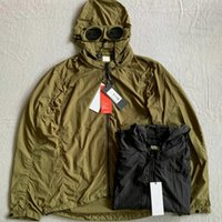 Windbreaker CP Толстовка TopStone Мужская куртка CyberPunk повседневная уличная одежда очки с капюшоном самолета с капюшоном тонкие мужские размеры пальто M-XXL