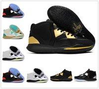Persönlichkeit Herren 6 Ringe Rackierte Basketballschuhe, Guter Preis Online-Shopping-Stores für Verkauf Stiefel, Trainer Athletische Sport Laufschuhe