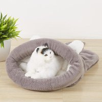 أرقام الكلاب أقاليم الدافئة القط أكياس النوم الحيوانات الأليفة كلب جرو بيت الكلب أريكة القطن منزل المنتجات حصيرة 3 ألوان
