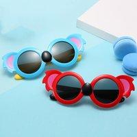 نظارات شمسية جودة عالية جميل أطفال الأزياء الاتجاه الكرتون بالجملة ظلال الحيوان KS-025
