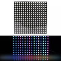 8x8 16x16 8x32 píxeles SK6812 WS2812B Dirección individual DIGITAL DIGITAL FLEXIBLE LED LED PIXELS PANTALLA GYVERLAMP DC5V
