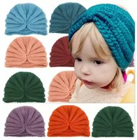 toddler infants india hat kids winter beanie hats baby knitted caps baby Headwear Hardness Headbands accessories