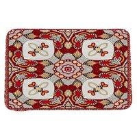 Estilo étnico Alfombra de la alfombra de la alfombra de la alfombra y alfombras para la sala de estar de la sala de estar del dormitorio.