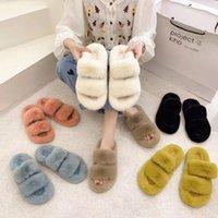 Pamuk Terlik Erkek Kadın Kar Botları Sıcak Rahat Kapalı Pijama Parti Kaymaz Pamuk Sürükle Büyük Boy kadın Ayakkabı Boyutu 35-45