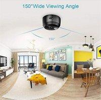 A9 1080P Full HD Mini Spy Video Cam WiFi IP Security wireless Telecamere nascoste Sorveglianza Vision Night Vision Piccola videocamera