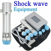 Electric Massagers Shockwave Therapy Machine Wave Physical Device ED Treatment And Shoulder Pain Home Use Body Relax Massager 2021