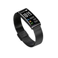 X3 Smart Sport Armband Blutdruck Armbanduhr Nachricht Alert IP68 Wasserdichte Fitness Pedition Tracker Smart Watch für Android iPhone ios